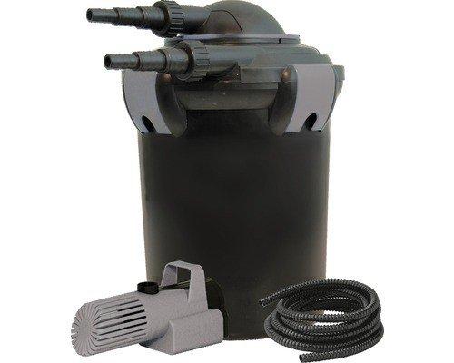 Heissner SMARTLINE Druckfilter, 7W UVC, mit Pumpe
