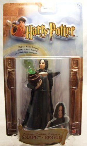 (Harry Potter Professor Snape, Snape Rogue Doll by Matell)