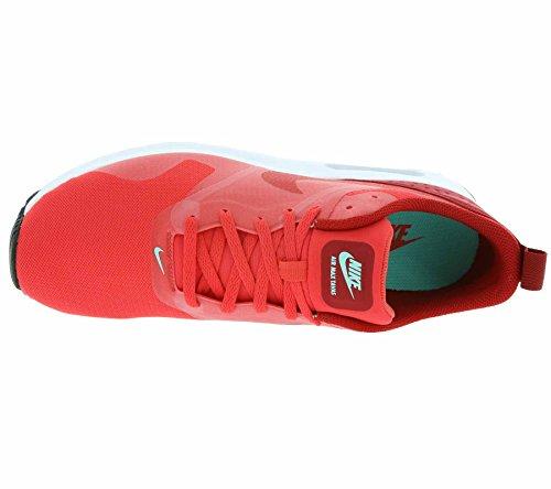 Nike Air Max Tavas, Scarpe da Corsa Uomo Rosso (Action Red/Action Red-gym Red-white)