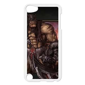 ipod 5 phone case White Rexxar World of Warcraft WOW TTS4312402