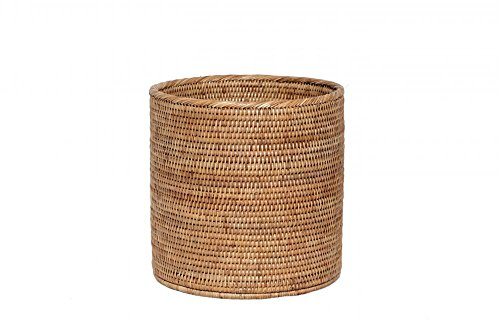 Honey Rattan (Artifacts Trading Company Artifacts Rattan Basket, One Size, Honey Brown)