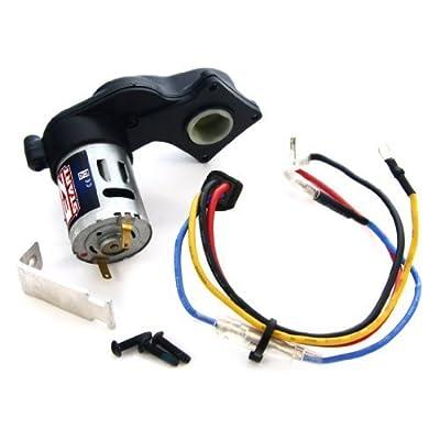 Imachine Traxxas Nitro 4-Tec 3.3 Engine EZ Start Motor Backplate & Wiring Harness Box: Toys & Games