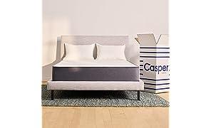 """Casper Sleep Foam Mattress, Queen 12"""""""