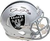 Josh Jacobs Las Vegas Raiders Autographed Riddell