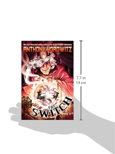 The switch anthony horowitz summary