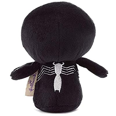 Hallmark itty bittys Symbiote Spider-Man Stuffed Animal, 2nd in Spider-Man Series: Toys & Games