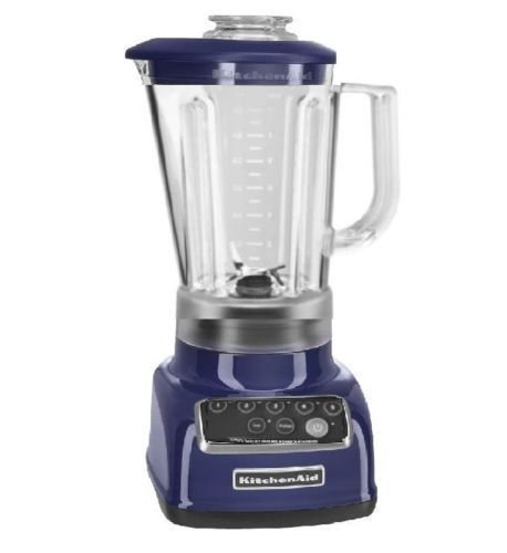 blender kitchenaid blue - 3