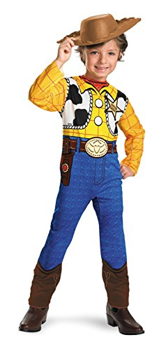 Woody Classic Costume - (Deluxe Woody Cowboy Costumes)