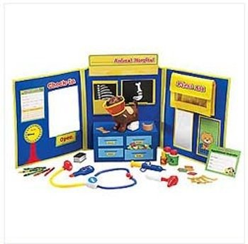Learning Resources LER2660 Pretend & Play Animal (Pretend And Play Animal Hospital)