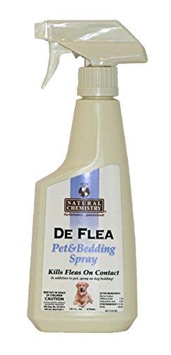 De Flea Pet & Bedding Spray