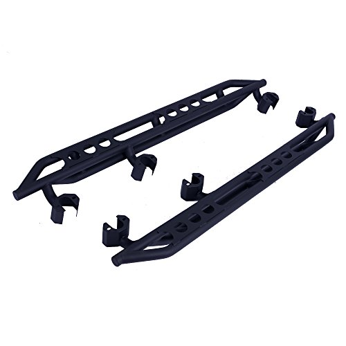 VZ 4X4 3 tubes side bar for jeep wranlger 07+ (4 door)