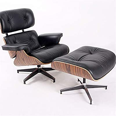Fine Amazon Com Rabinyod Bulan Eames Style Lounge Chair Beatyapartments Chair Design Images Beatyapartmentscom
