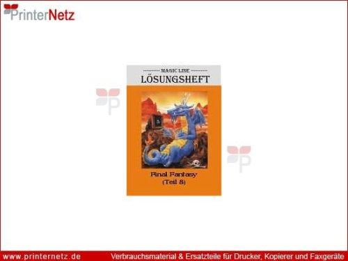 Final Fantasy 8 (Lösungsbuch inoffiziell)