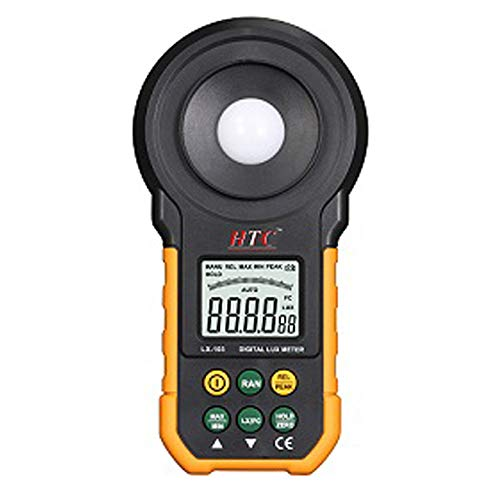 HTC Instrument 103 LUX Meter with Calibration