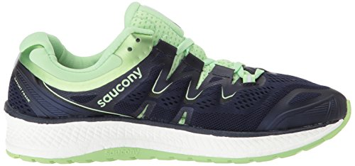 Triumph Iso Women's 4 Navy Mint Shoe Running Saucony q675BR
