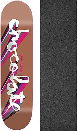 Chocolate Skateboards Chris Roberts Original Chunk Skateboard Deck - 8