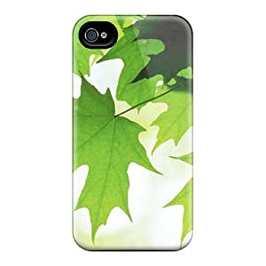 New Arrival Case Cover With Avd1287taVS Design For Iphone 4/4s- Maple Leafs