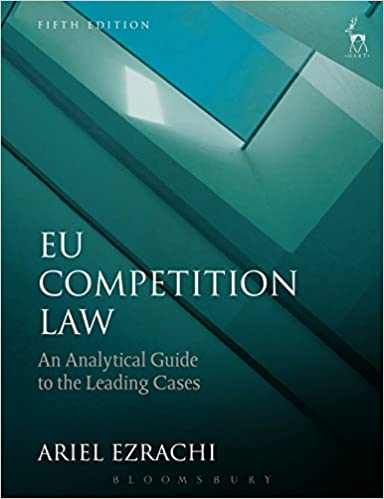Download PDF EU Competition Law - An Analytical Guide to the Leading Cases