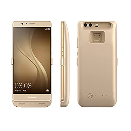 huawei p9 plus gold. filiwi 4000mah battery charger case for huawei p9 plus , external backup pack gold