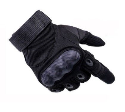 Army Gear Tactical Gloves Men Full Finger SWAT Combat Military Gloves Militar Carbon Shell Anti-skid Airsoft Paintball - Bottle Rocket Oakley