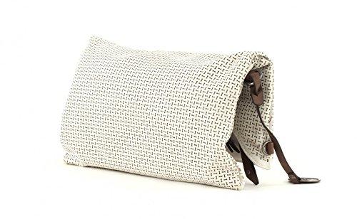 Suri Frey Izzy Clutch Pochette Mujer 30 cm Blanco