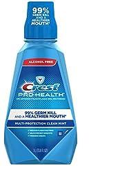 Crest Pro-Health Multi-Protection Refreshing Mouthwash...