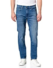 7 For All Mankind herr Jeans SLIMMY TAPERED Luxe Performance Eco Mid Blue