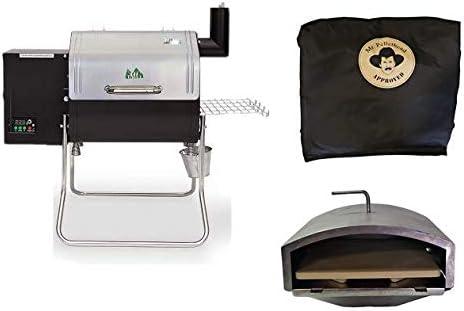 Davy Crockett Pellet Grill Pizza Lovers Dream Package