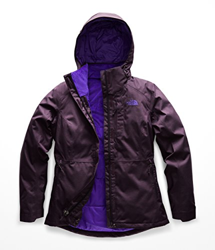 (The North Face Women's Inlux 2.0 Insulated Jacket - Galaxy Purple Heather - S)