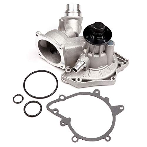 ECCPP Water Pump With Gaskets AW9465 Pump Fit for 2002 2003 BMW 540i 2000 2001 BMW 740i 1999 2000 2001 BMW 740iL 2003 BMW Z8 003 2004 2005 Land Rover Range Rover ()