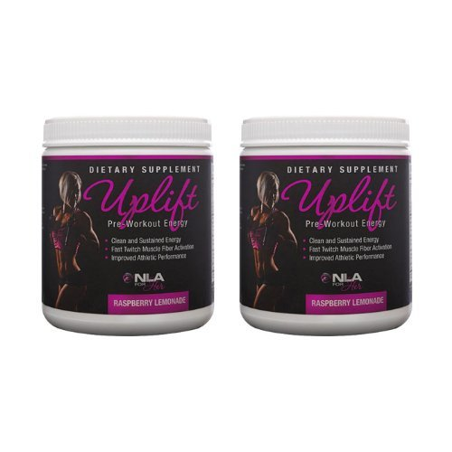 UPLIFT: Raspberry Lemonade Pre-Workout 2 pack