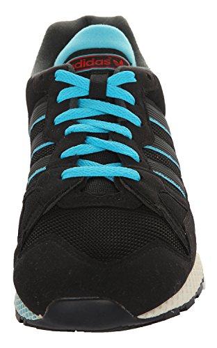 Adidas Män Gymnastik Zx 710 Black1 / Kol / Samblu D65783