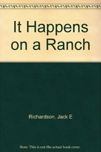 It happens on a ranch (The Linguistic Readers, a basic reading program, grade 1)