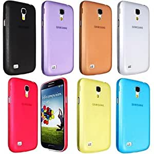 zxc Ultra Thin Frosted Case for Samsung Galaxy S4 9500 (Assorted Colors)