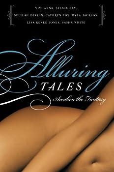 Alluring Tales:  Awaken the Fantasy 0061176036 Book Cover