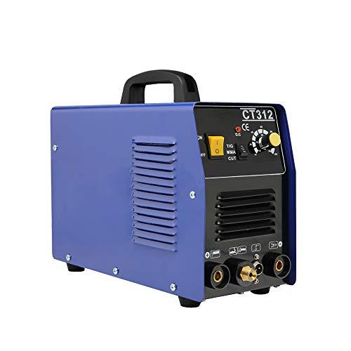 Pevor 3 in 1 CT312 TIG/MMA Air Plasma Cutter Welder Welding Torch Machine