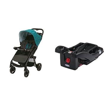 Amazon.com : Graco Verb Click Connect Stroller and SnugRide Click ...