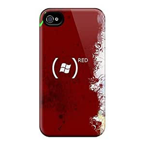 Cases Covers For Iphone 4/4s With Nice Appearance, The Best Gift For For Girl Friend, Boy Friend