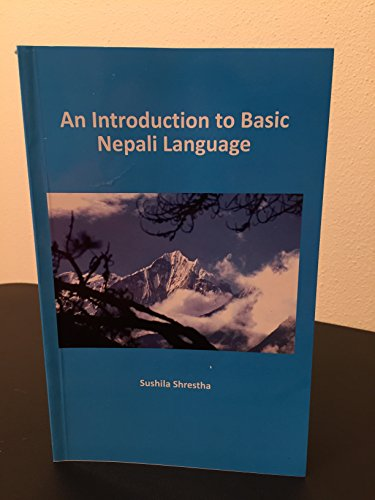 An Introduction to Basic Nepali Language Textbook & Audio CD- Fourth Edition + Free 1 hour Skype Lesson by Share Nepal, Kathmandu