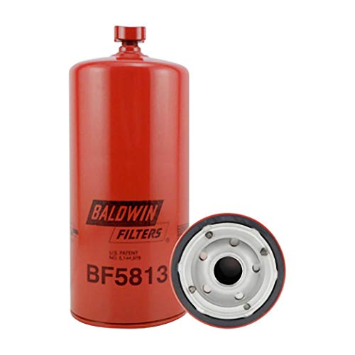 Baldwin BF5813 Heavy Duty Diesel Fuel Spin-On Filter