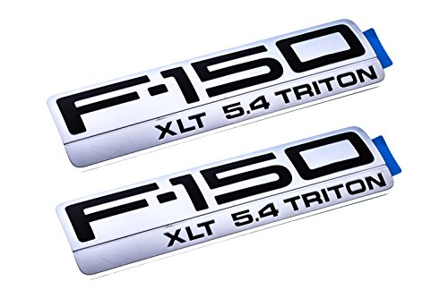 ford f150 fender emblem - 5