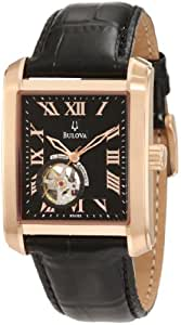 Bulova Men's 97A105 BVA-Series 160 Mechanical Watch