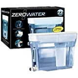 : Zero Water 23 Cup Dispenser with Filter.