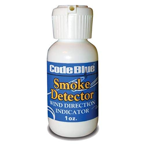 Code Blue Smoke Detector Wind Direction ()