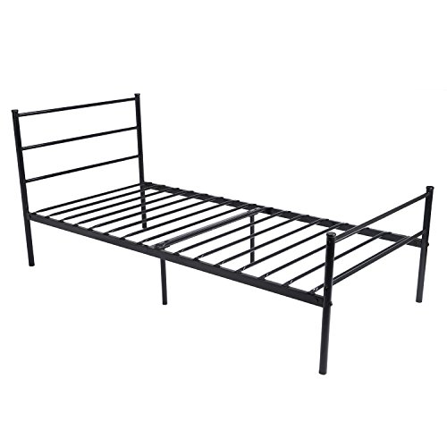 metal-bed-frame-twin-size-greenforest-two-headboards-6-legs-mattress-foundation-black-platform-bed-f