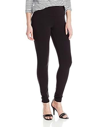 Tribal Women's Flatten It Stretch Jersey Legging, Black, X-Small