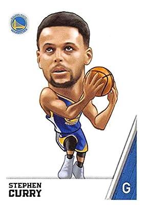 2018 19 Panini Nba Stickers Basketball 233 Stephen Curry Golden State Warriors Fathead