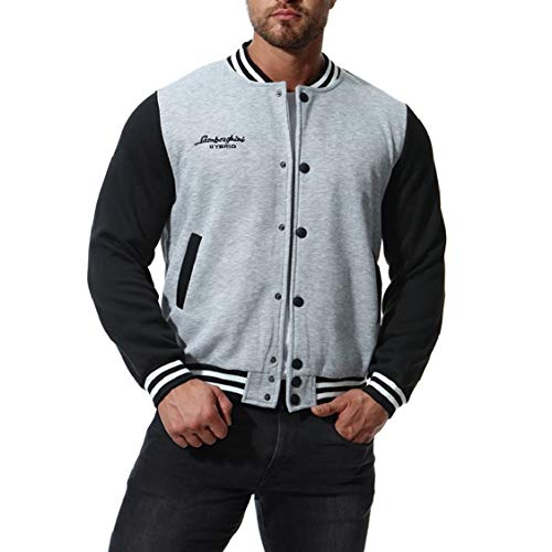Up Collar Button Grey Conjoin Velvet up Overcoat Light Jackets Energy Men's Plus Color Stand fAqaaC