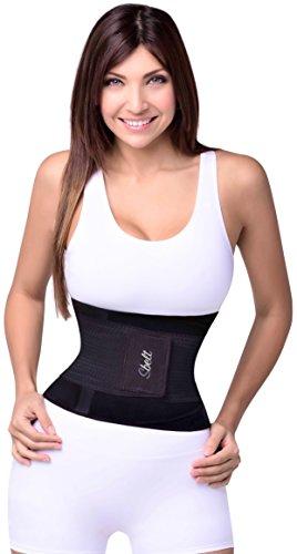 e49bb1104 Sbelt Waist Trainer Belt - Miss Shaper Cincher Bajar de Peso Dieta - L XL  Black - Buy Online in UAE.