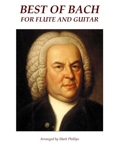 Download Best of Bach for Flute and Guitar ebook